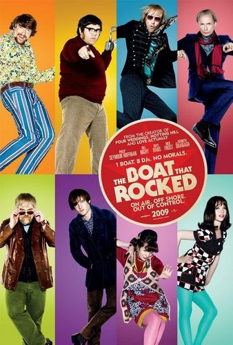 The Boat That Rocked Posters