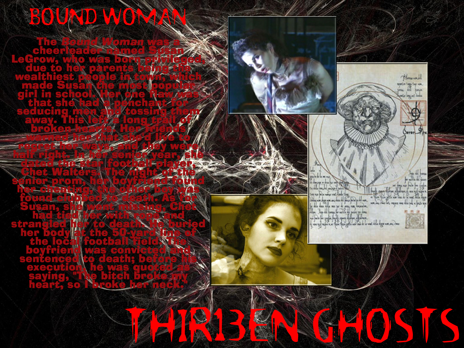Thirteen ghosts naked women sexy images