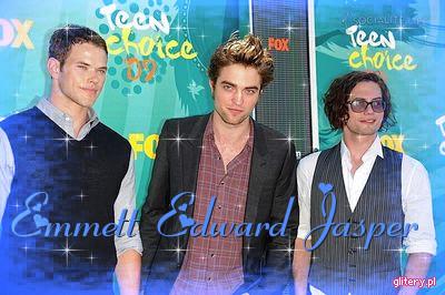 The Cullen Boys ;*