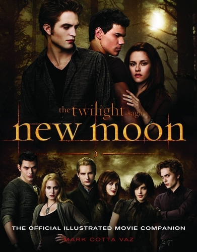 The Cullens...again! ) (New Moon Poster)