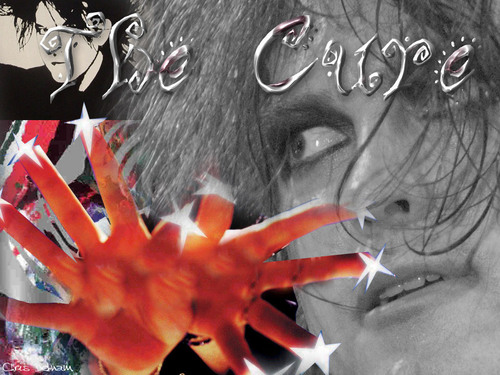 The Cure wolpeyper