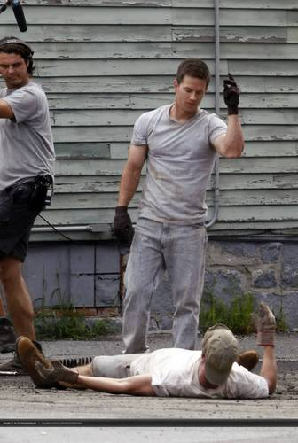 The Fighter > Filming - July 29, 2009