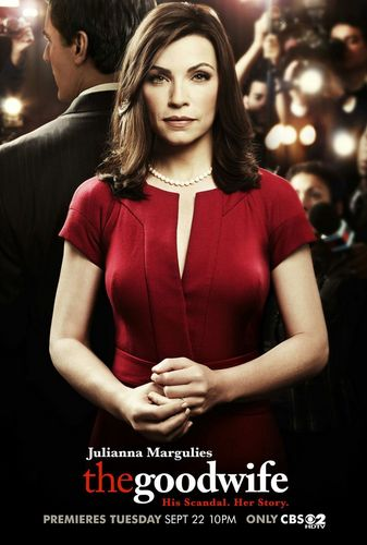 The Good Wife wallpaper containing a portrait called The Good Wife Promo