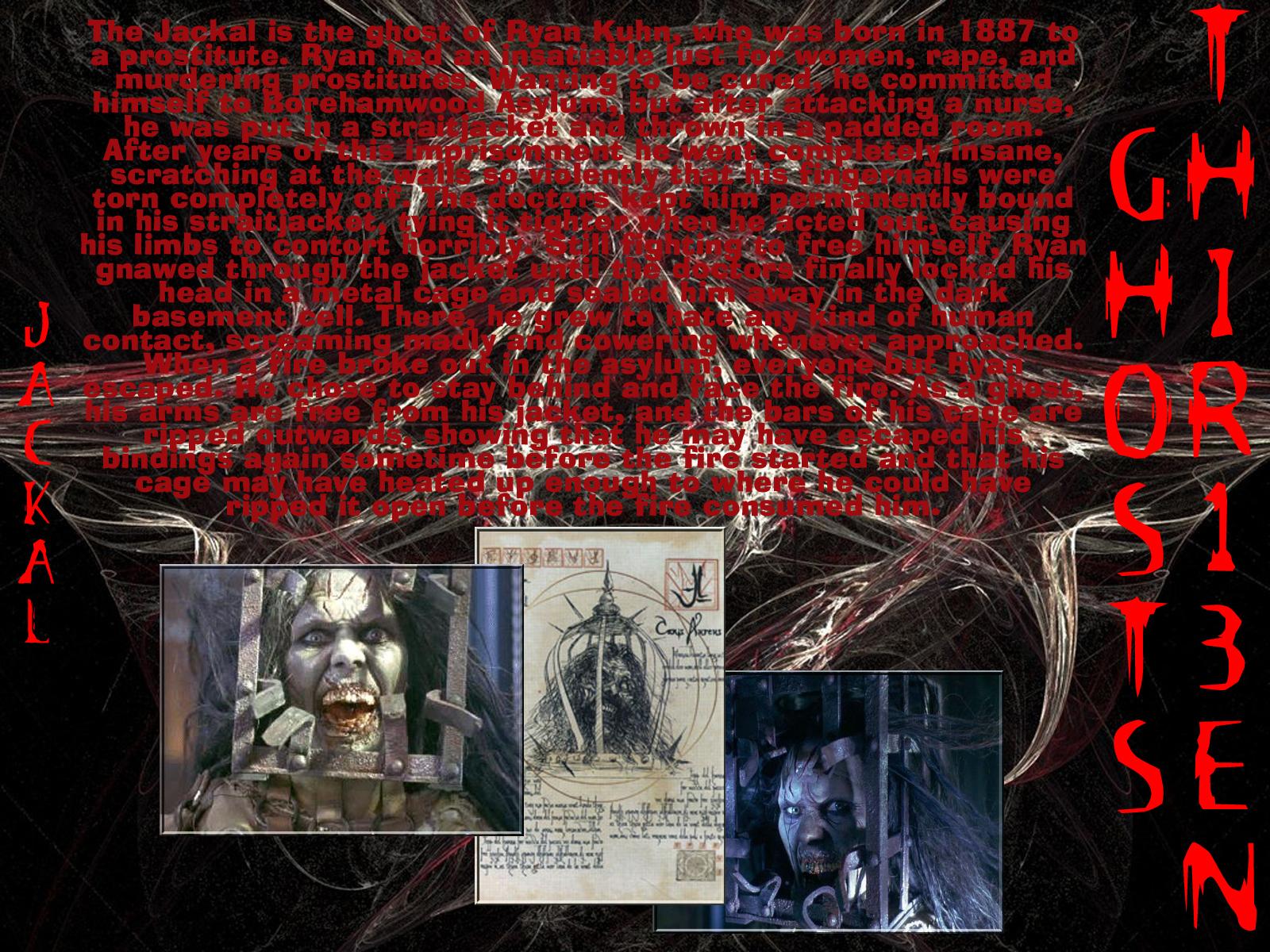 Thir13en Ghosts images The Jackal HD wallpaper and background photos ... Thir13en Ghosts Jackal