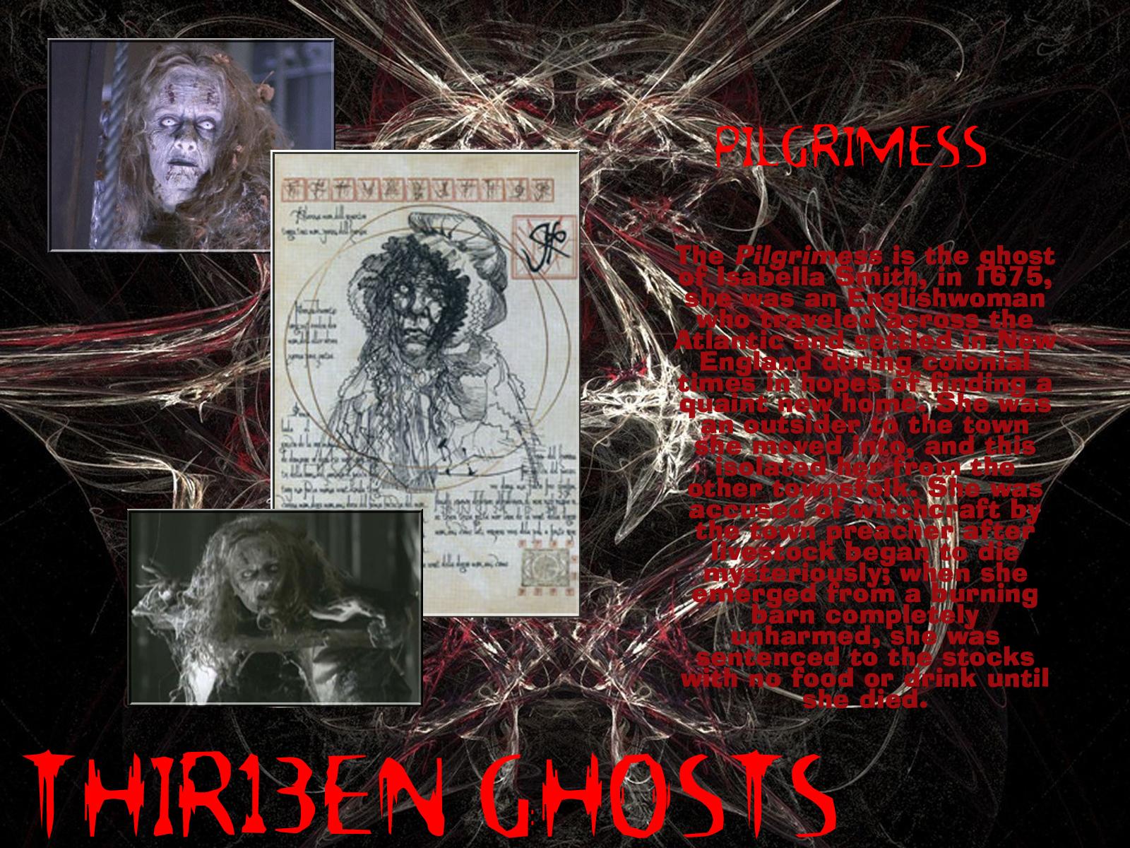 Thir13en ghosts the pilgrimess