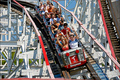 The Thunderbolt - kennywood photo