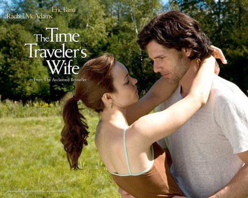 The Time Traveler's Wife fond d'écran