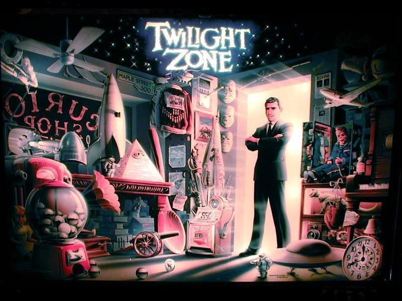 The Twilight Zone Images HD Wallpaper And Background Photos