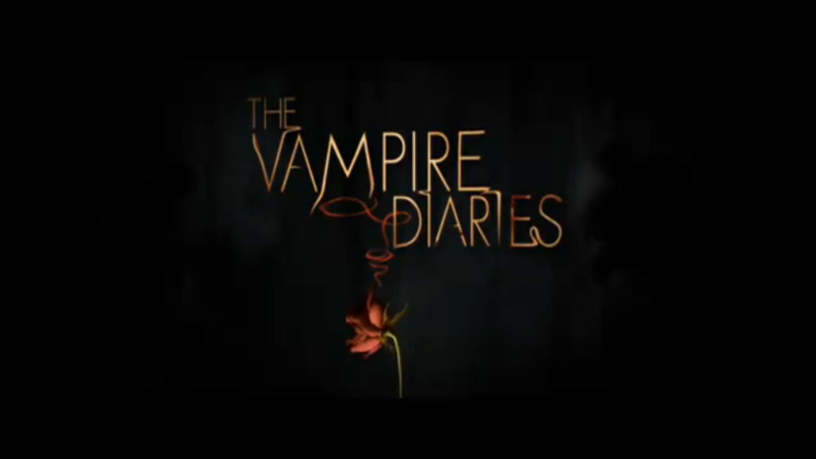 The Vampire Diaries TV...