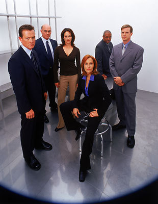 The X-Files Cast - the-x-files Photo