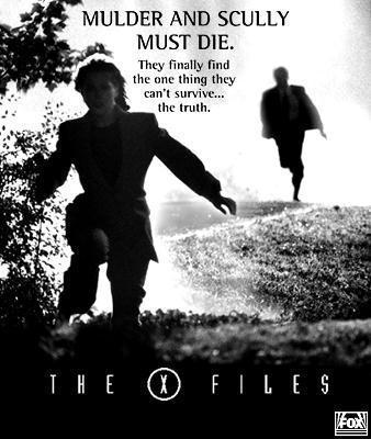 The X-Files achtergrond with a fontein titled The X-Files
