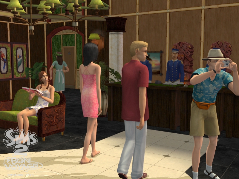 How to Go to a Hidden Lot in Sims 2