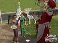 The sims 2 festive edition