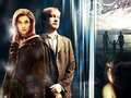 Tonks and Lupin - tonks-and-lupin wallpaper