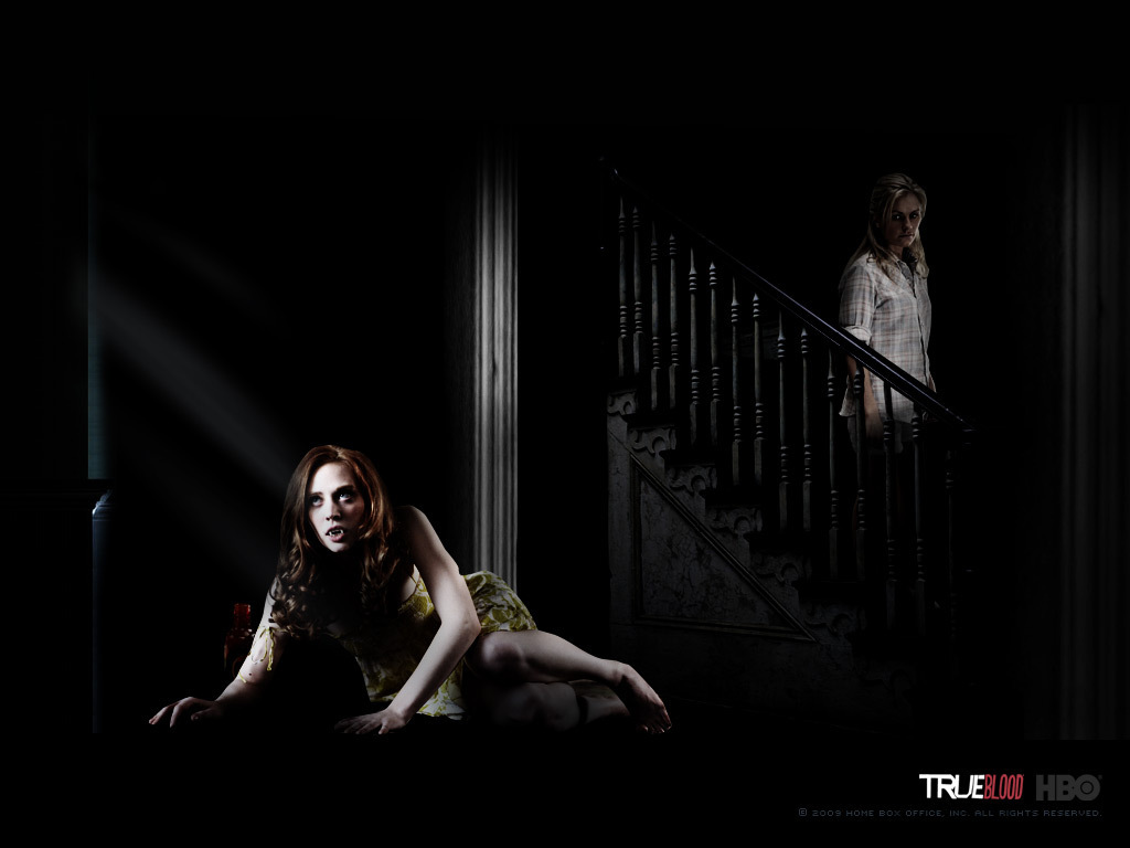 True Blood Images HBOs Season 2 PROMO HD Wallpaper And Background Photos