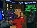 Uhura - Futurama