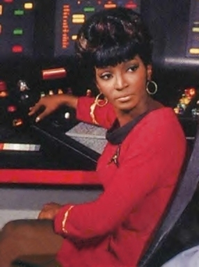 Uhura - Nichelle Nichols