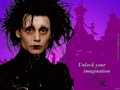 Unlock your imagination - edward-scissorhands wallpaper