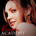 Vampire Academy - rose-hathaway-and-lissa-dragomir icon