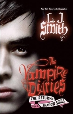 Vampire Diaries: Shadow Souls cover