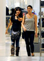 Vanessa Hudgens & Ashley Greene's Shopping Date - twilight-series photo