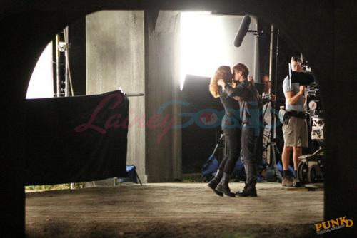 Victoria seducing Riley scene (Bryce and Xavier)