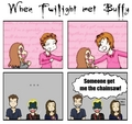 When Twilight Met Buffy