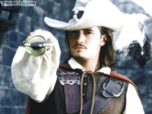 Will Turner - pirates-of-the-caribbean Wallpaper