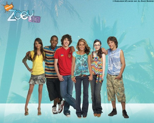 Zoey 101 wallpaper possibly with a sign and a pantleg called Zoey 101 wallpaper 1