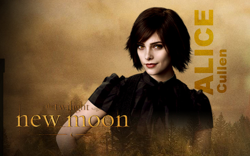 Alice Cullen wallpaper possibly containing a portrait entitled alice cullen