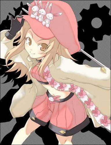 garotas anime