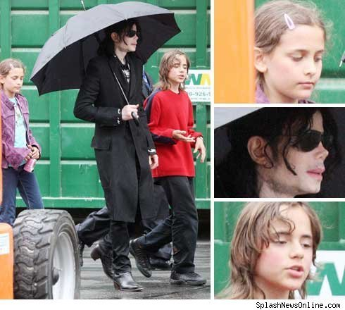 Prince Michael Jackson wallpaper called blanket..prince..paris..michael..