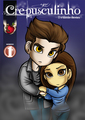 crepusculinho - Brazil - Cartoon too funny  ^.^ - twilight-series photo