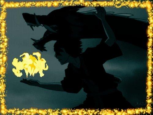 dark آگ کے, آگ