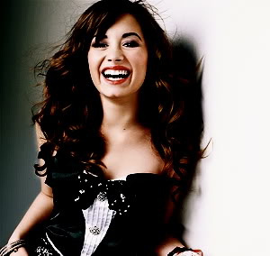 Demi Lovato karatasi la kupamba ukuta containing attractiveness, a bustier, and a portrait entitled demi lov@to