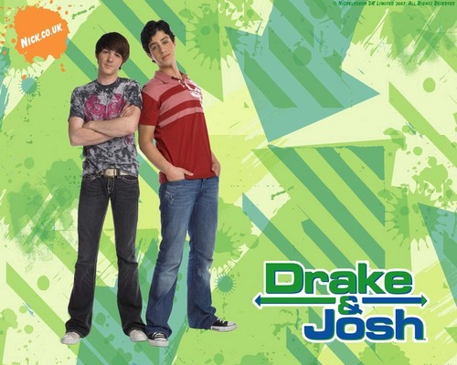 Drake and josh wallpaper