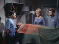 doctors,Christine and Spock
