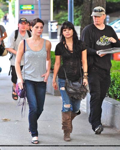 plus Ashley and Vanessa