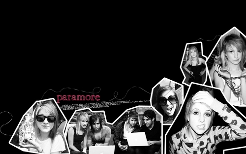 Paramore wallpaper possibly containing a concert entitled pARAMORe