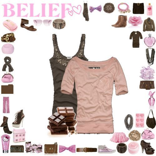polyvore clippingg♥ wallpaper titled poly2