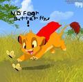 simba baby hero