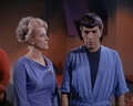 spock&christine - spock-and-christine-chapel photo