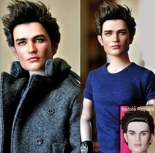 twilight - edward doll
