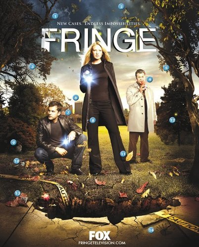 """Fringe"" Season 2 Poster Easter Eggs"