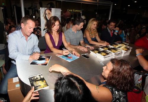 24 Comic Con '09 Panel