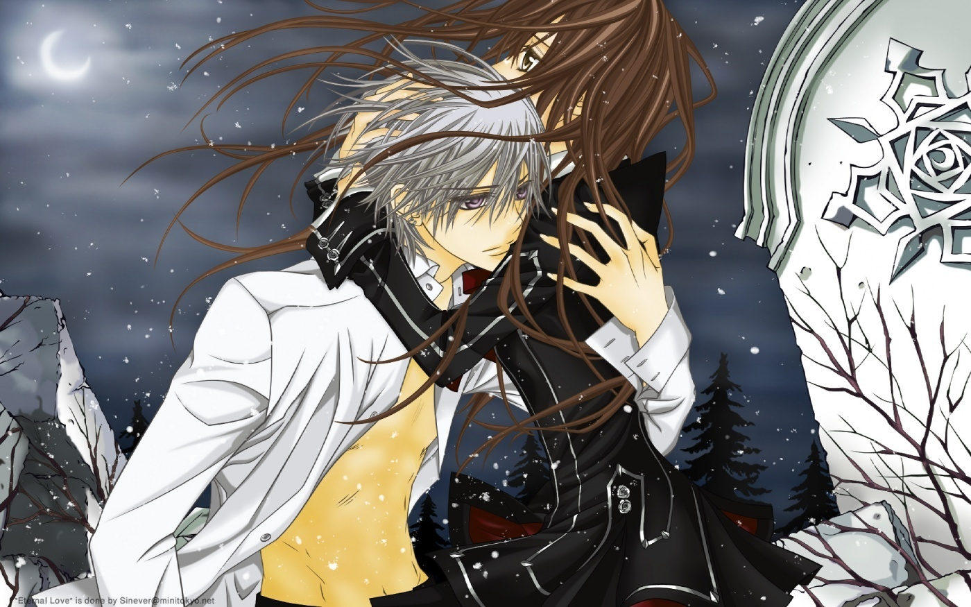 vampire knight wallpaper - photo #14
