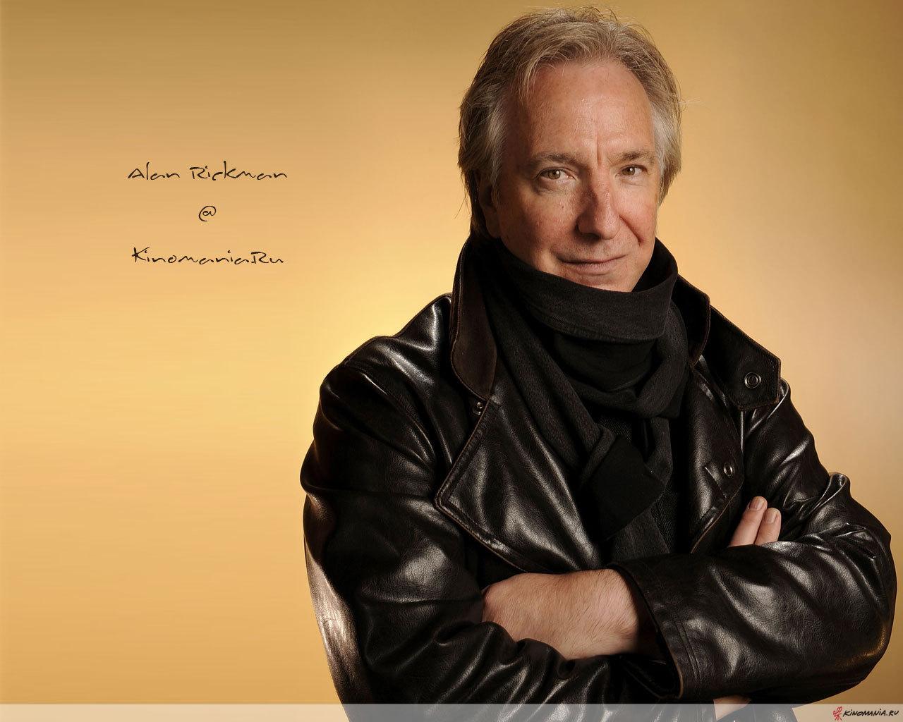 Alan Rickman / Wallpaper - Alan Rickman Wallpaper (7878037