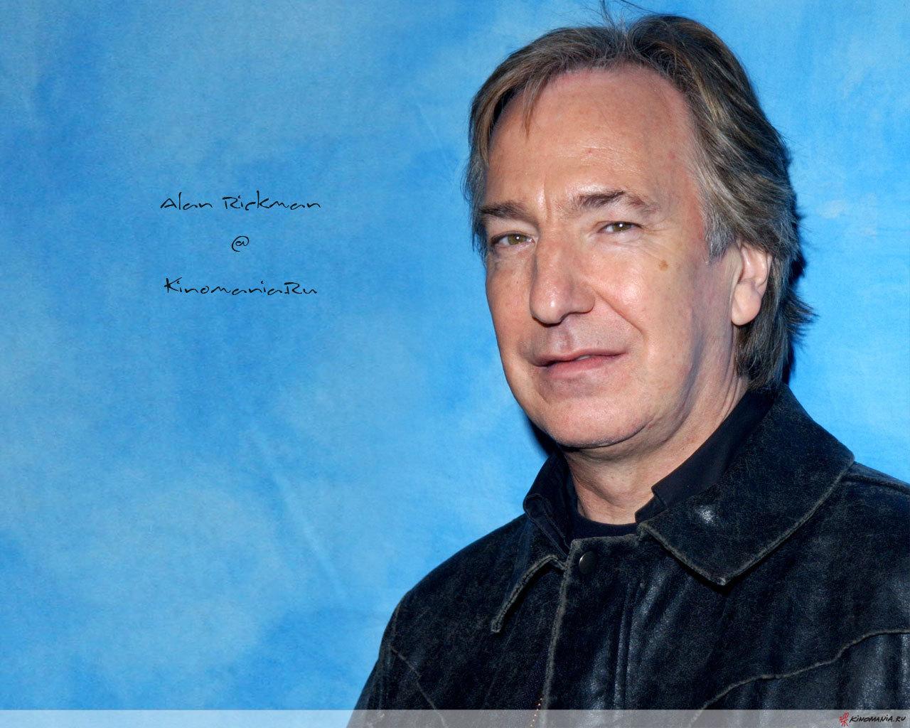 Alan Rickman - Alan Rickman Wallpaper (12842211) - Fanpop