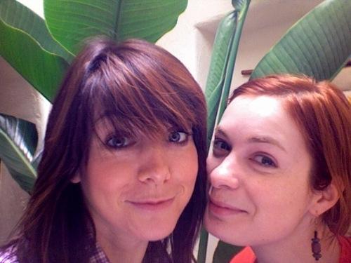 Alyson & Felicia