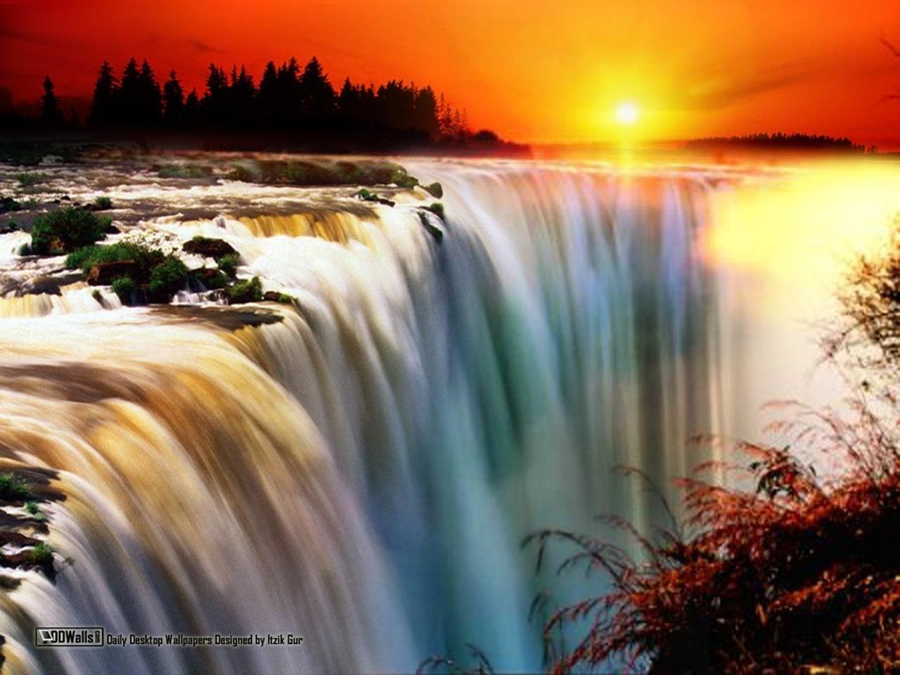 Amazing Nature پیپر وال